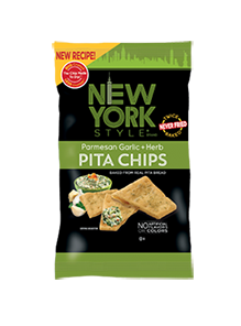 New York Style Pita Chips_Parm Garlic