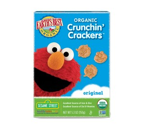 Earth's Best Crunchin' Crackers