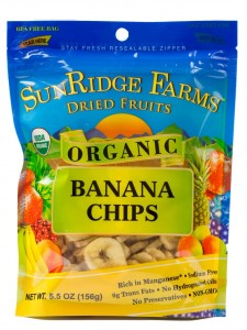 SunRidge Farms Banana Chips