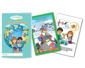 Little Passports intro kit