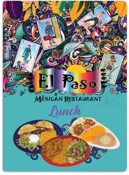 El Paso Menu