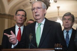 参院领袖麦康奈尔就众议院弹劾川普发表重磅精彩历史性讲话