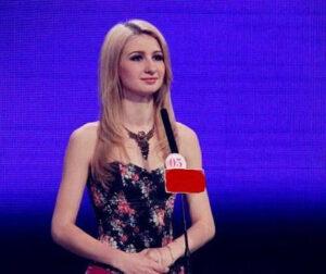《非诚勿扰》舞台的乌克兰姑娘乔丽娅