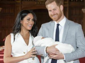 哈里梅根英国王室
