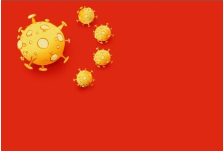 五星病毒旗