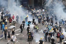 香港抗争运动
