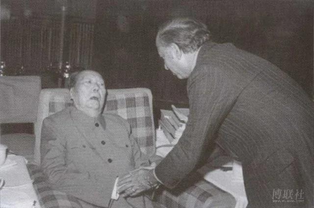 毛泽东快死了
