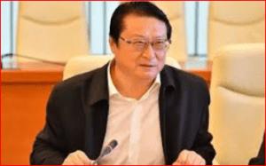 中国船舶重工集团有限公司(中船重工)党组书记、董事长胡问鸣