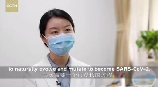 王延轶否认武汉肺炎病毒由他们所泄露的传闻反而欲盖弥彰