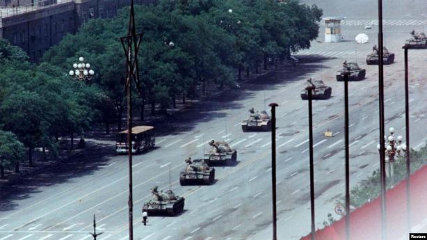 六四坦克人