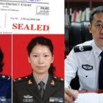 """""""女间谍""""唐娟是江苏省公安厅厅长刘旸的情人,两人私通多年,多次在北京国家安全部下属宾馆偷情,遭美方人员跟踪并且拍摄录得影片作为证据"""