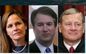 川普总统提名的大法官全部站在了川普的对立面