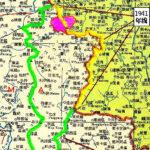 中国缅甸1941年边界线 - 中国领土