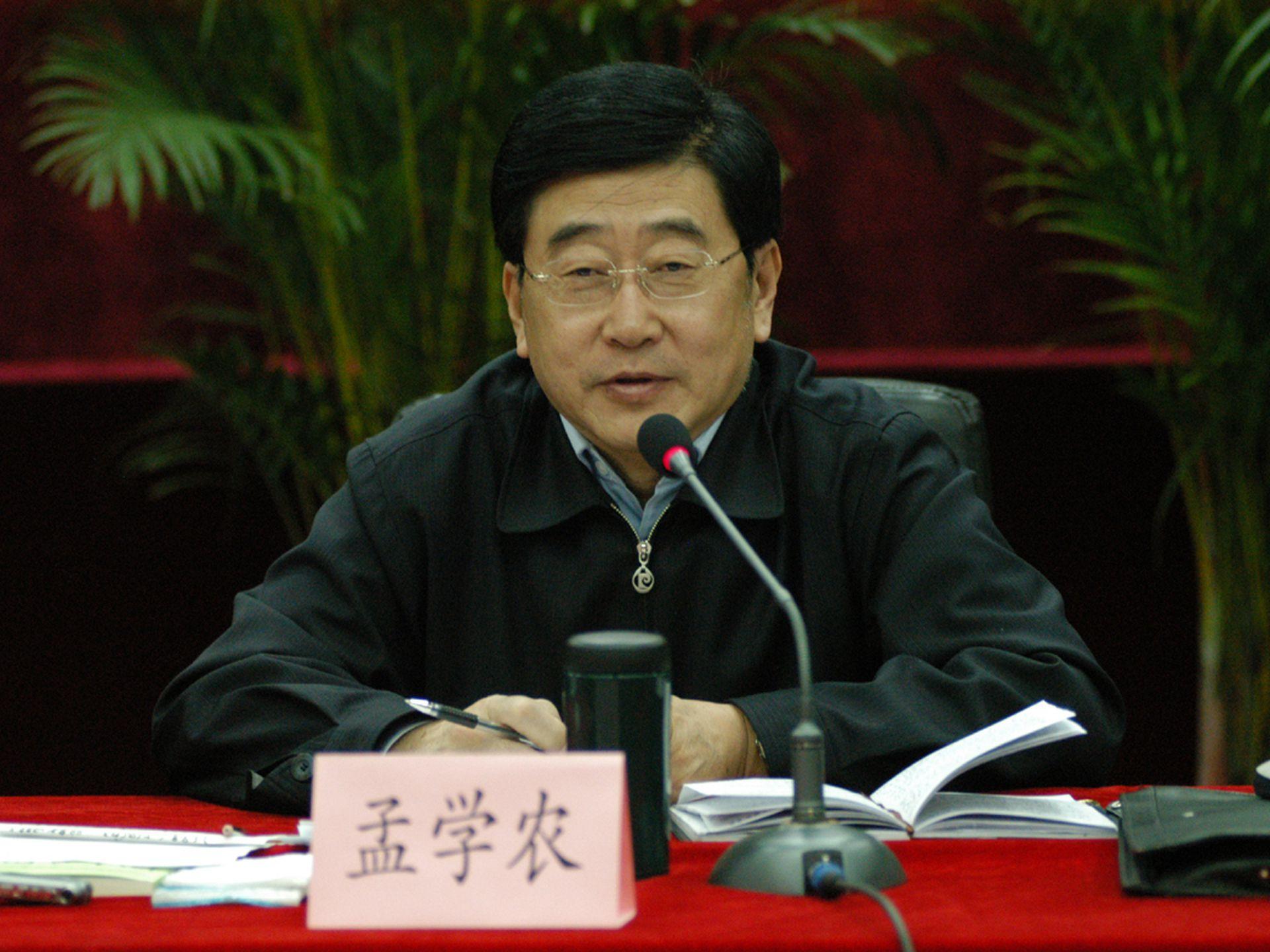 非典纪事:孟学农没有瞒报胡锦涛忍痛割爱|多维新闻|中国