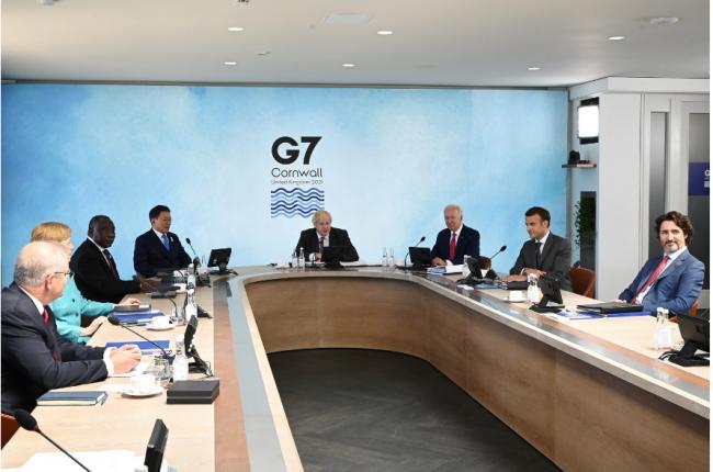 七国集团(G7)峰会