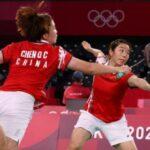中国羽毛选手赛场脏话连飙惹议