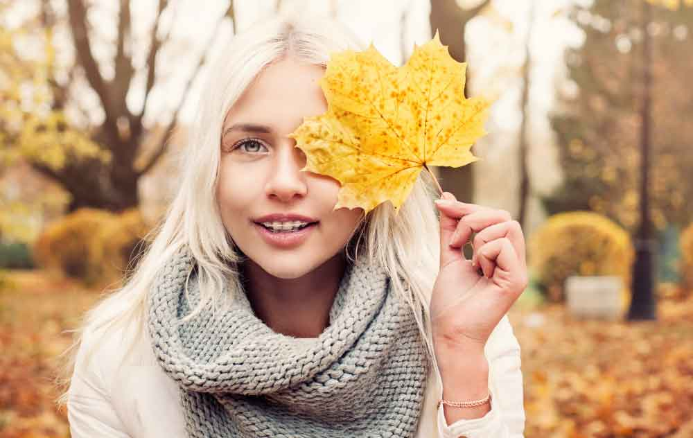 6 Tips To Get Healthier, Stronger Skin for Fall!