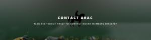 Contact ARAC