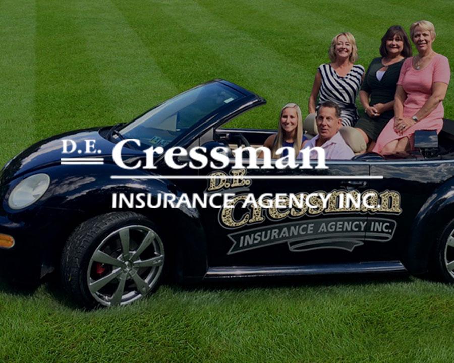 D.E. Cressman Insurance Agency Inc.
