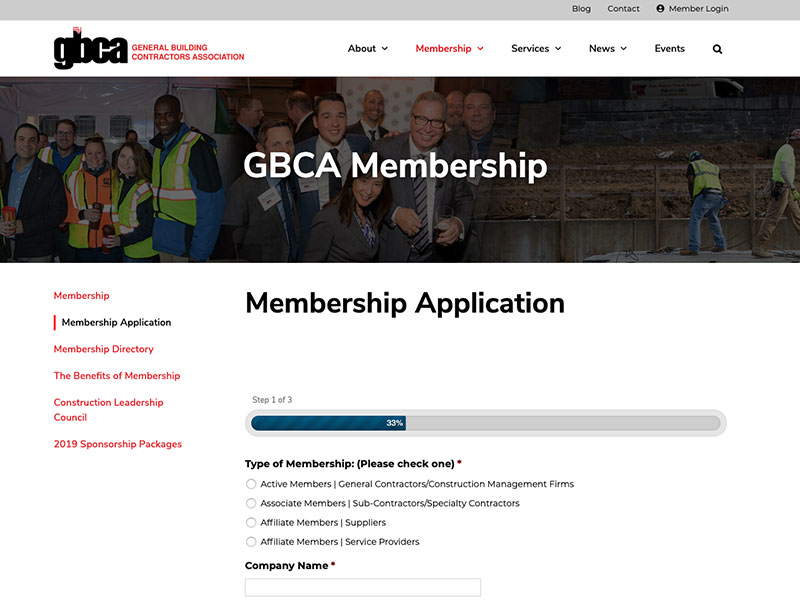 GBCA Membership