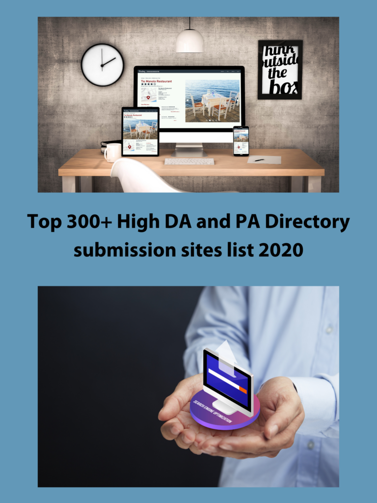 Directory submission sites list 2021