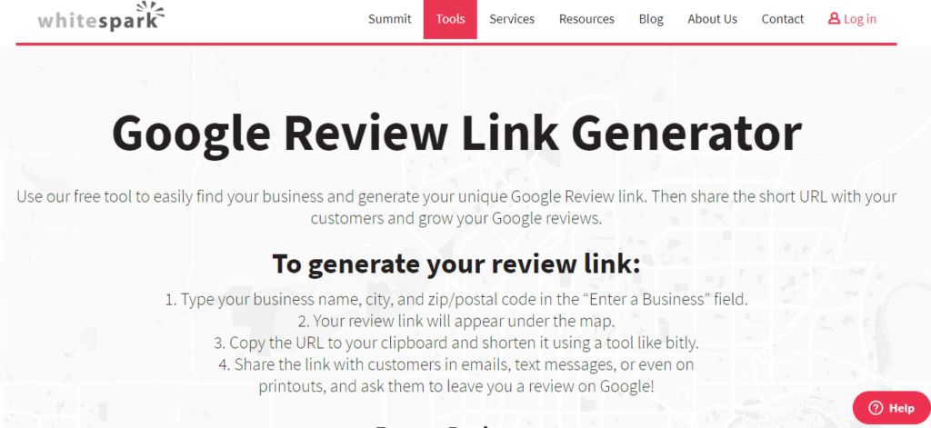 Google Review Link Generator