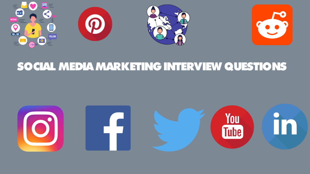 Social  media interview question and answers