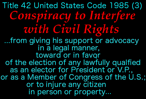 Conspiracy to Interfere w Civil Rights 4