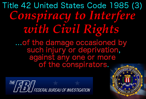 Conspiracy to Interfere w Civil Rights 7