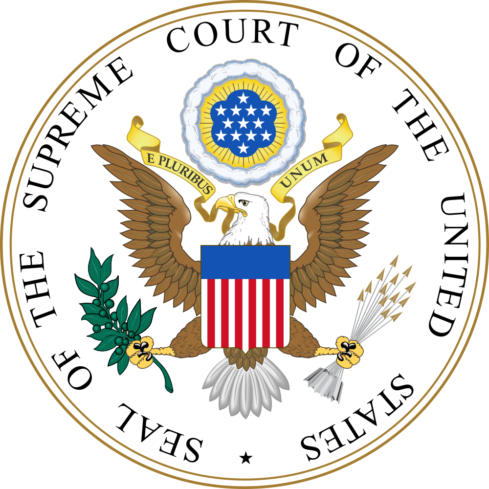 us justice official seal