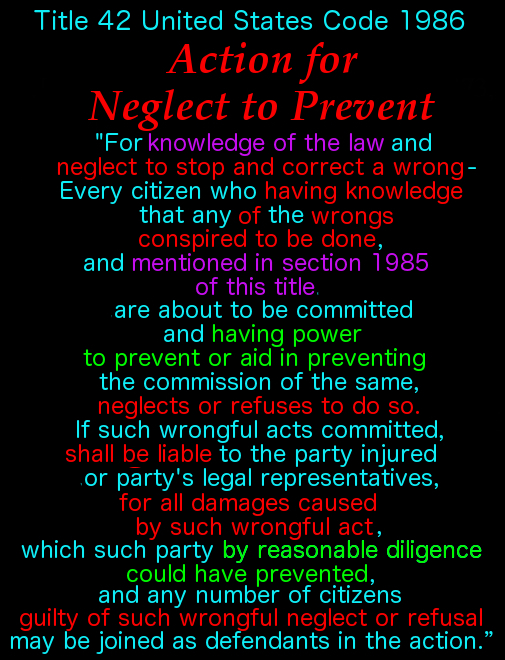 Action for Neglect to Prevent full