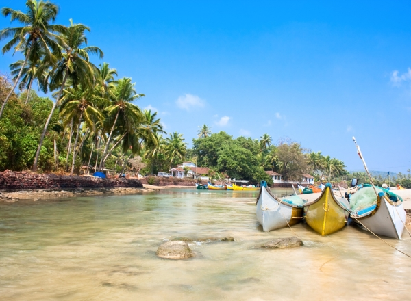 Why Goa the perfect vacation spot for you and your kid!