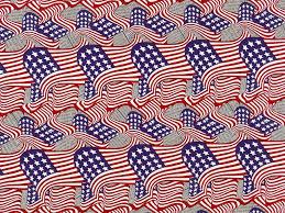 AAI-167-American-Flag-Newsprint