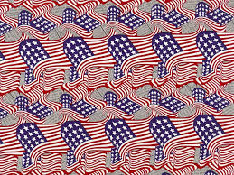 AAI-167-American-Flag-Newsprint