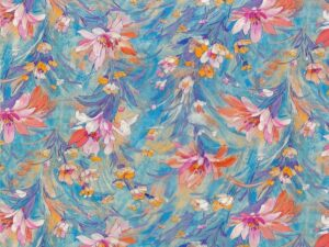 AAI-257-Flower-Blue