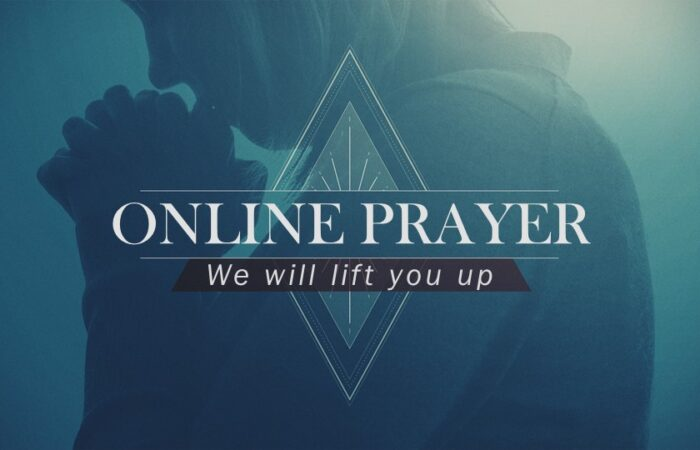 Online Prayer Requests