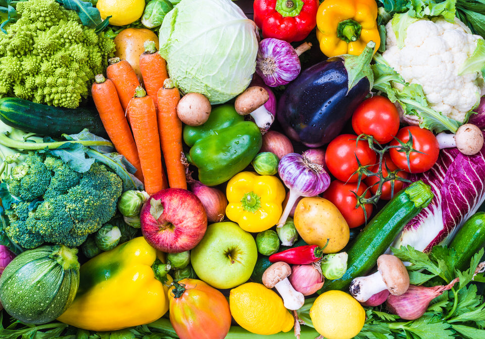 Fresh, Nutritious Food Delivered to Your Door