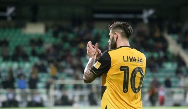 Ο Λιβάγια έστειλε το μήνυμα: Θέλει ΑΕΚ με καλύτερο συμβόλαιο
