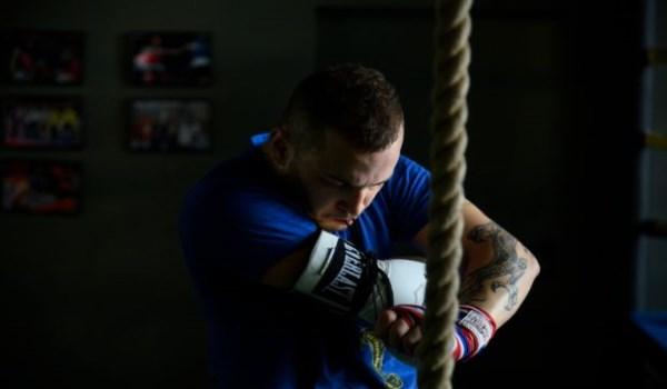 Το… διαφορετικό γυμναστήριο πυγμαχίας που ονειρεύεται ο Χατζής