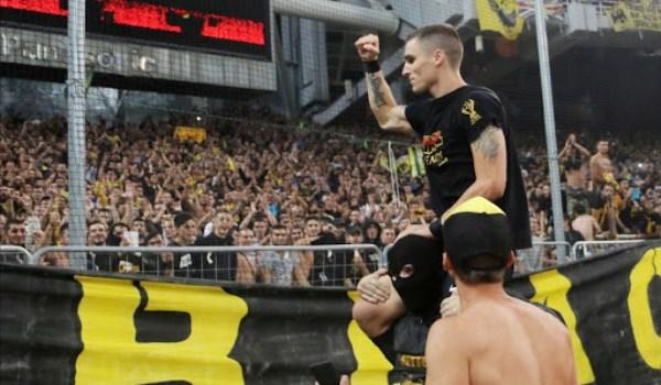 Το lockdown του Βελγικού πρωταθλήματος φέρνει τον Βράνιες στην αγκαλιά της ΑΕΚ