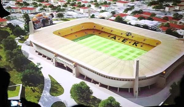 Στα γήπεδα που θα λειτουργήσουν το 2021 η «Αγιά Σοφιά» (video)