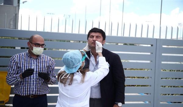 Τέσταραν την υγεία τους οι κιτρινόμαυροι (video)