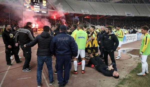 Δεν συνέβη ποτέ το περιστατικό με Μελισσανίδη και τον Πορτογάλο διαιτητή λέει η ΑΕΚ