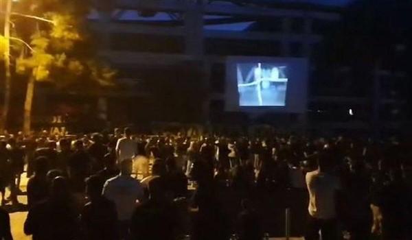 Στη Νέα Φιλαδέλφεια χτυπούσε η καρδιά των οπαδών της ΑΕΚ (video)