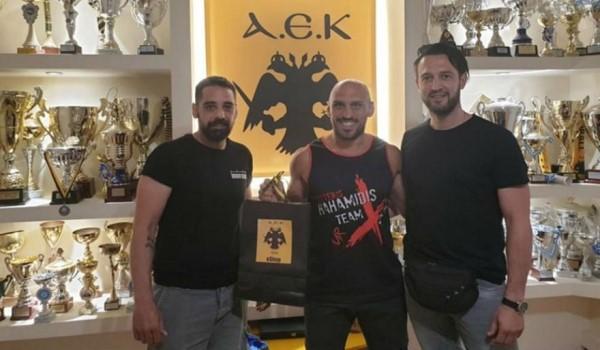 """Ο """"Mr X"""" στο τμήμα Kick Boxing"""