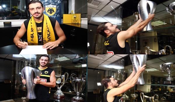 Ο Γαλανόπουλος είναι ΑΕΚΑΡΑ και το απέδειξε