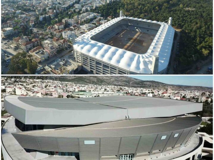 AEK Stadiums: A New Era of Success