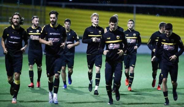 Μπήκε ο Λόπες – Η αποστολή για το ματς με τον ΠΑΟΚ