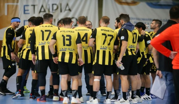 Η μέχρι τώρα πορεία της ΑΕΚ στη Handball Premier