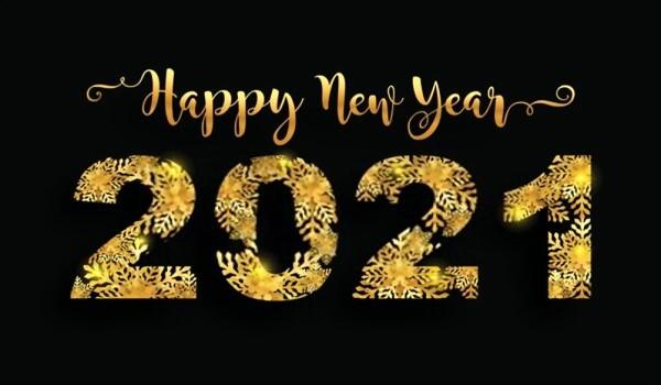 Ευτυχισμένο και κιτρινόμαυρο το 2021